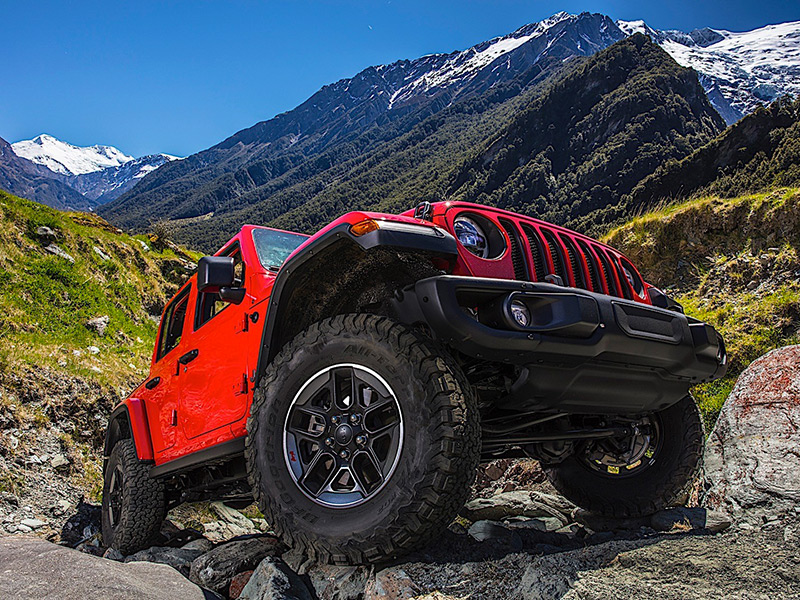 Jeep Unlimited Rubicon
