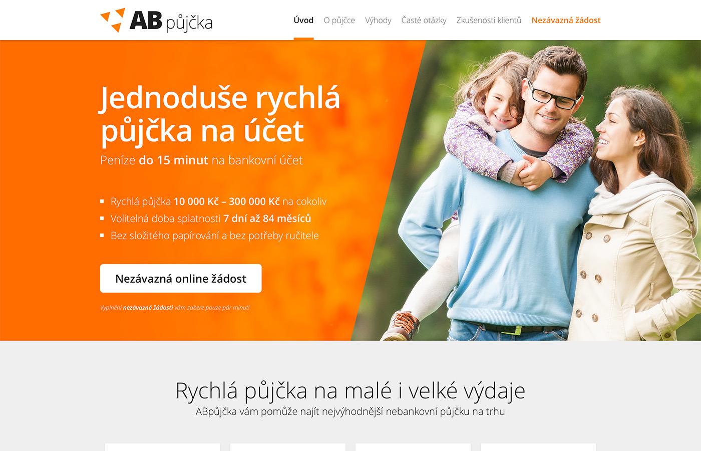 Náhled webových stránek www.abpujcka.cz