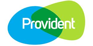 Provident Zelená logo