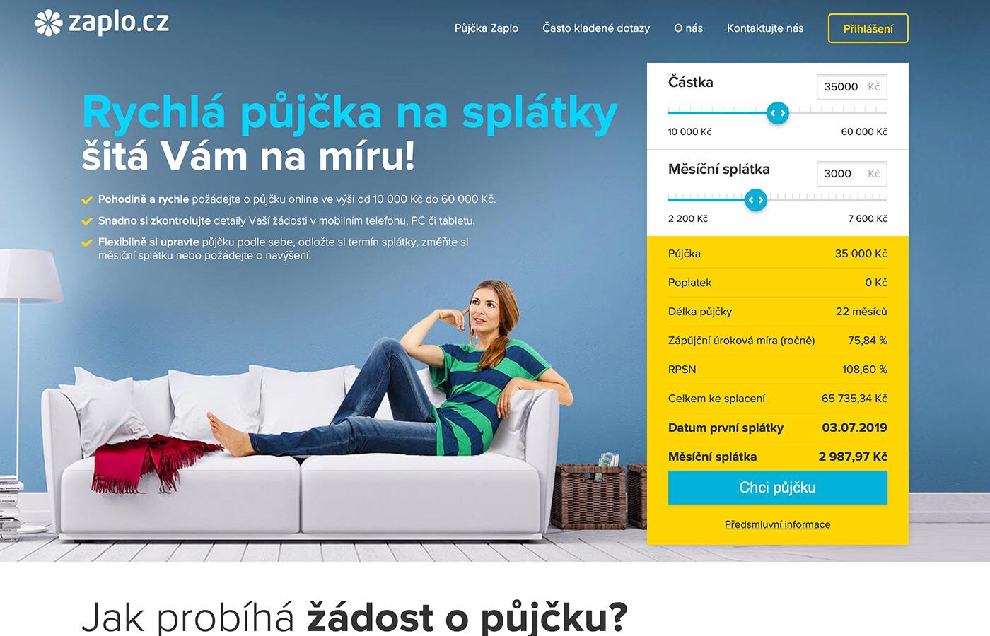 Náhled webových stránek www.zaplonasplatky.cz