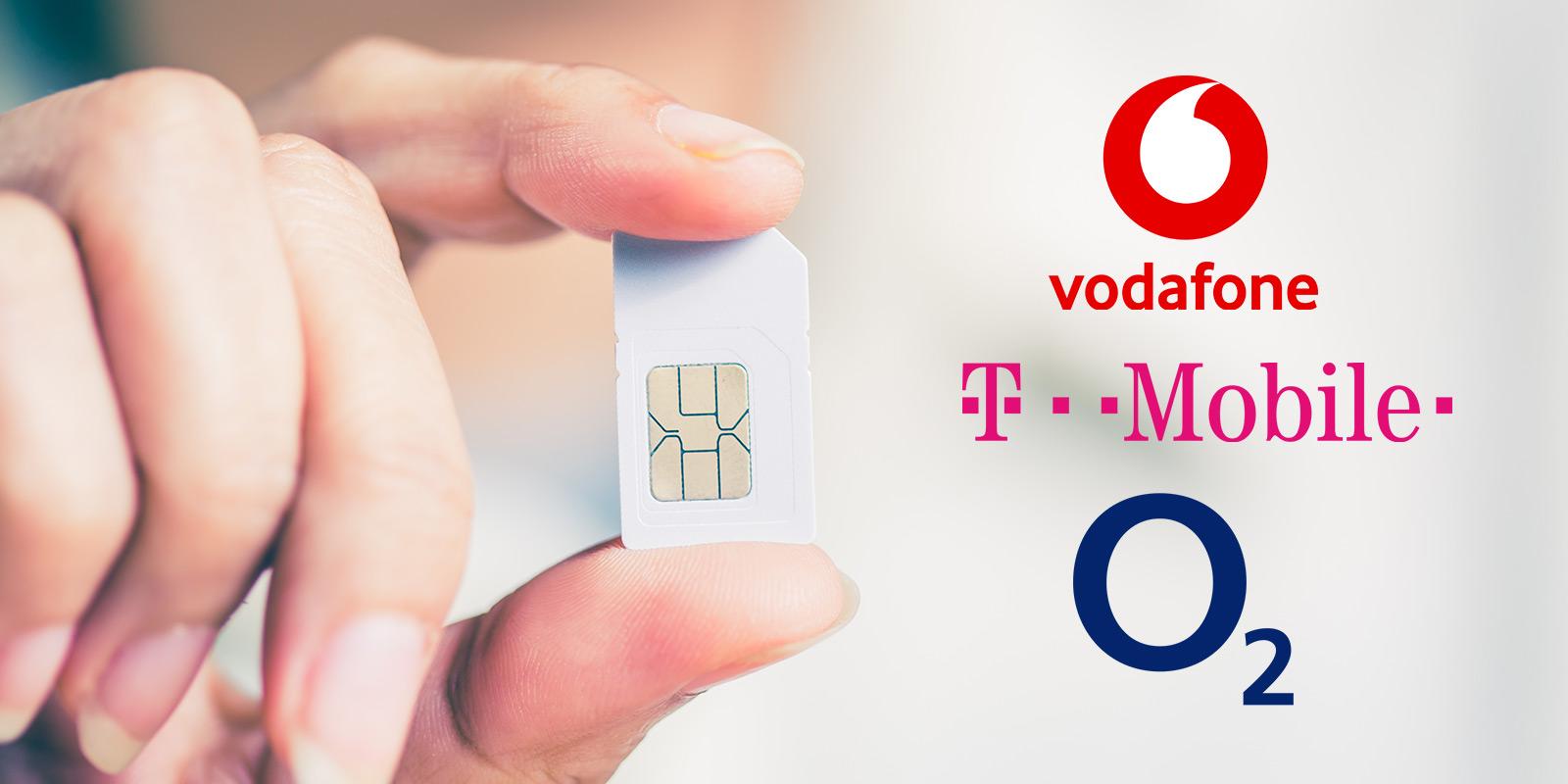 Neomezená data v mobilu. Aktuální přehled trhu po datové revoluci u O2, T-Mobile a Vodafone