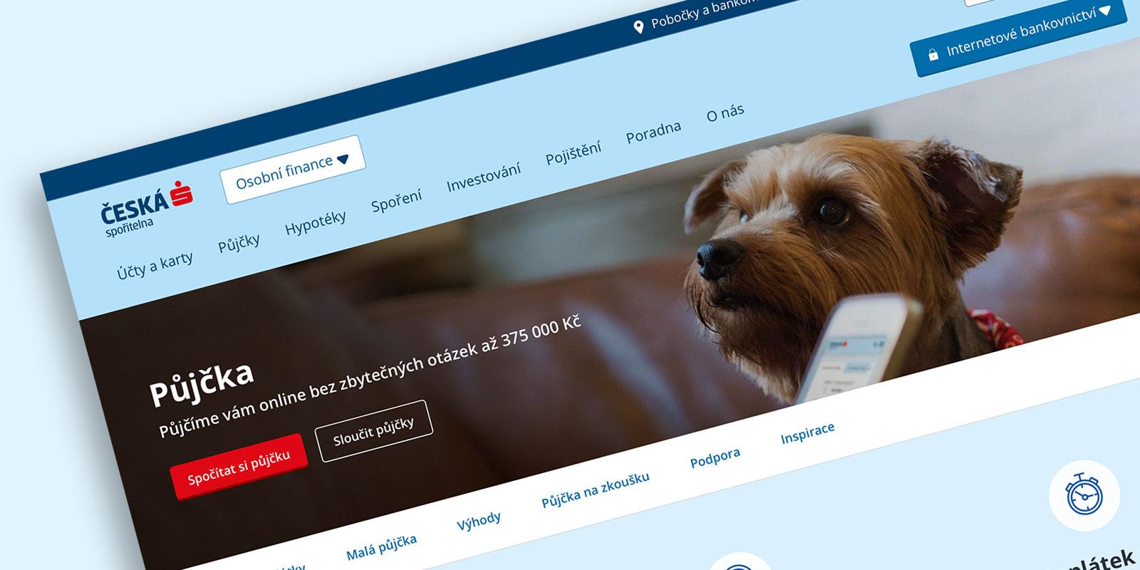 Česká spořitelna nabízí půjčku na zkoušku, pokud ji splatíte do 30 dnů je bez úroků a poplatků