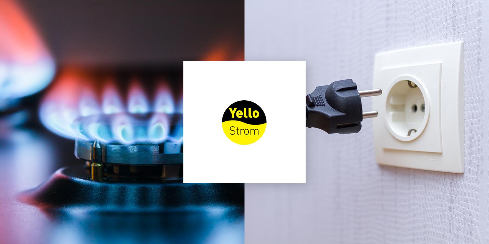 Yello Strom - Elektřina a plyn