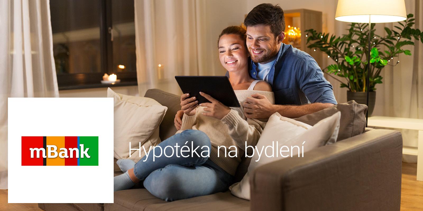 mBank – Hypotéka