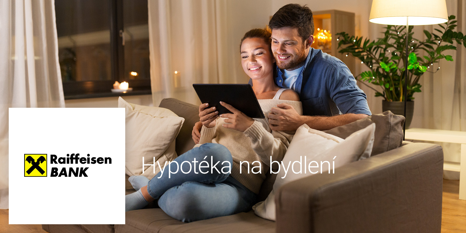 Raiffeisenbank – Hypotéka