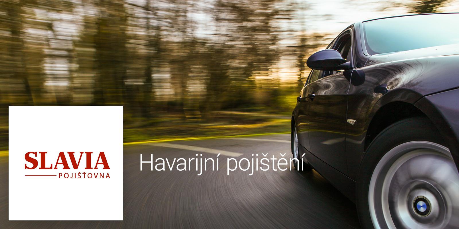 Slavia pojišťovna – Havarijní pojištění