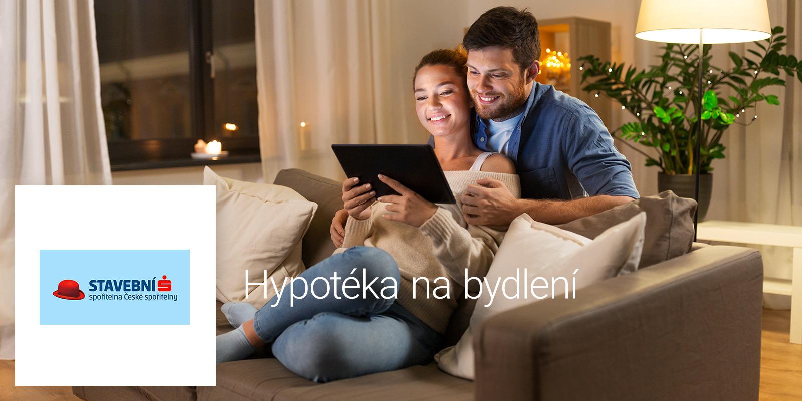 Stavební spořitelna České spořitelny – Hypotéka