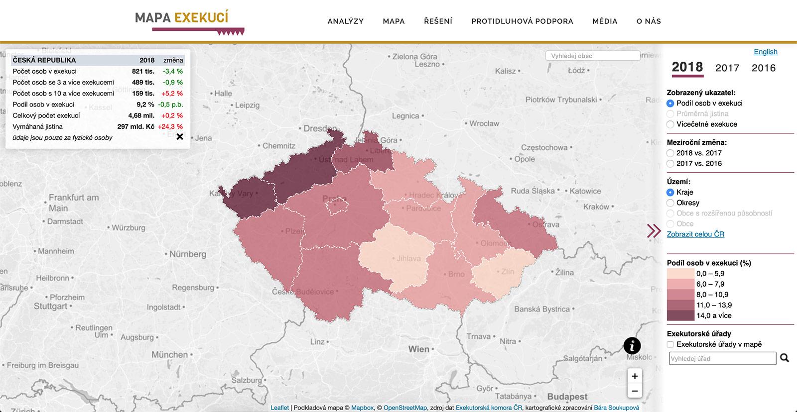 www.mapaexekuci.cz